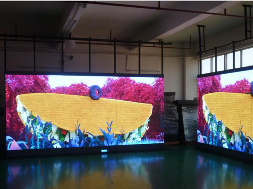 P8 SMD Outdoor Full-Color LED Display